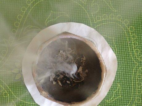 Sacred smoke Home/Personal Smudging