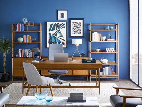 Design of interiors