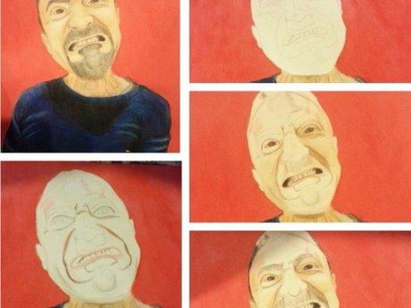 Portraits in any medium!