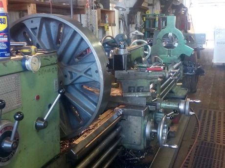 Machining and Metalcraft