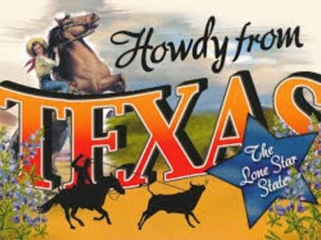 Send a Postcard from Texas