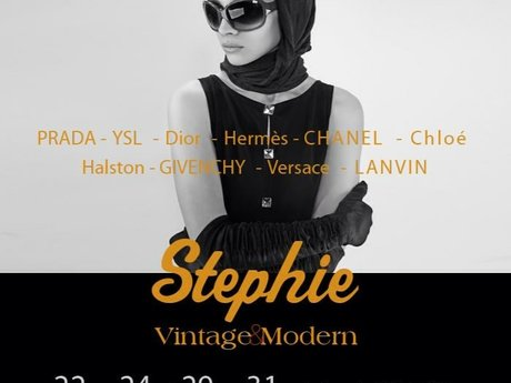 Vintage & modern stylist session