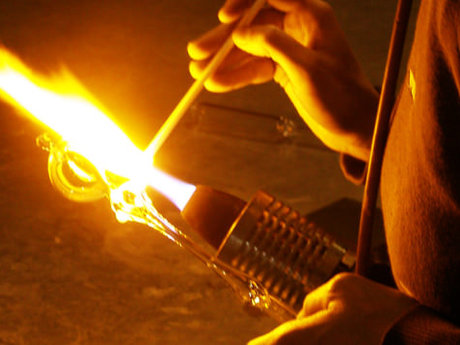 Glassblowing Consultant (Flamework)