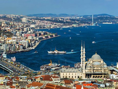 advises about visiting Istanbul