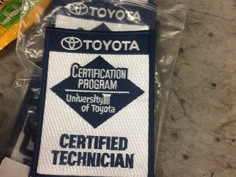 Car or light truck technician