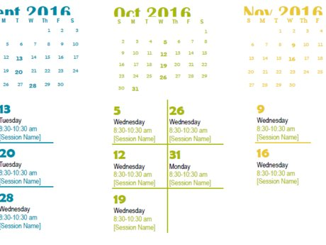 Design an Event Calendar