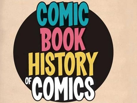 Comic Book History Lessons