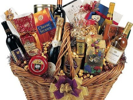Specially designed gift baskets