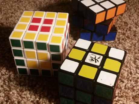 Teaching Rubik's Cube Solving