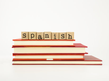 Spanish language tutoring