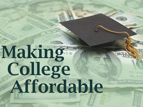 Advice on Making College Affordable
