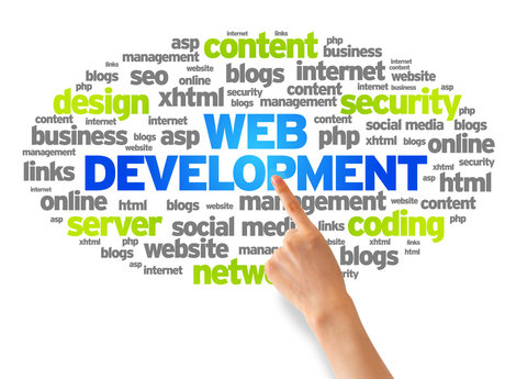 Website development advice