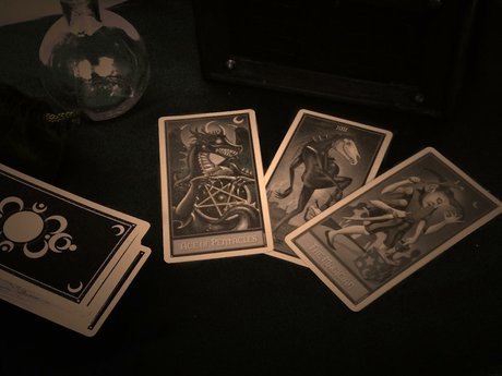 Tarot reading of your choice