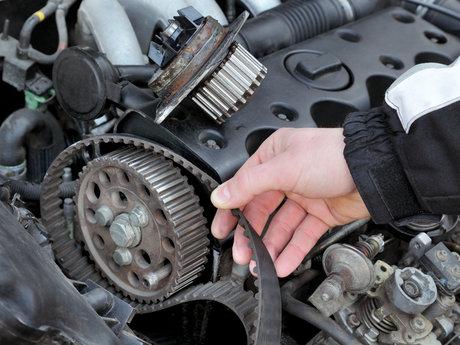 Change Subaru Legacy timing-belts