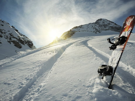 30-60 minute snowboard lessons