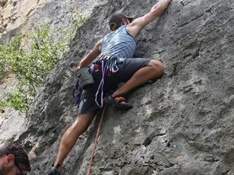 Learn to Rock Climb (in or outdoor)