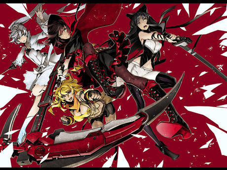 Fangirl over RWBY with you!