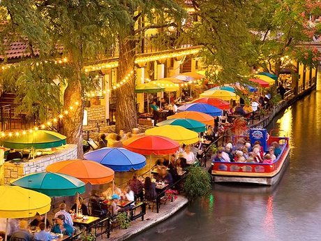 1 hour tour of downtown San antonio