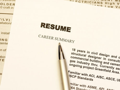 Resume and Cover Letter Review