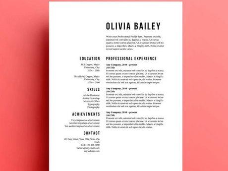 Resume Consultation- 45min.