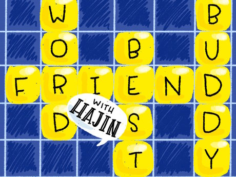 Words with Friends Buddy