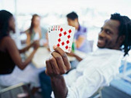 Teach You Card Games!