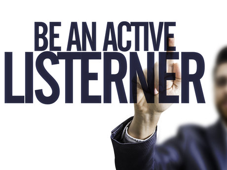 30 Minutes of Active Listening