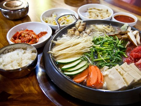 Korean / Asian Food Togo