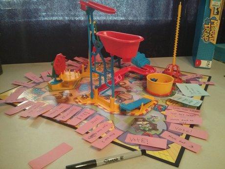 Board Game Repurposing Coach