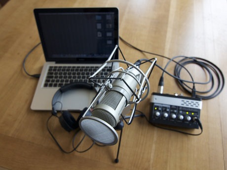 podcasting advice