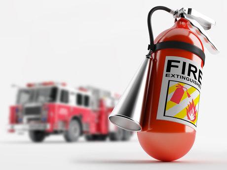 Home fire safety survey