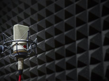 Voiceover Work