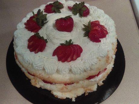 Baking cakes :)