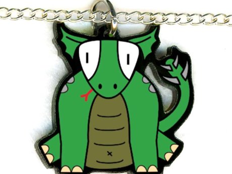 Cute Dragon Necklace