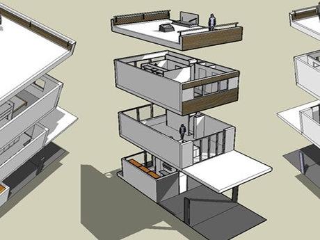 3D Modeling in SketchUp