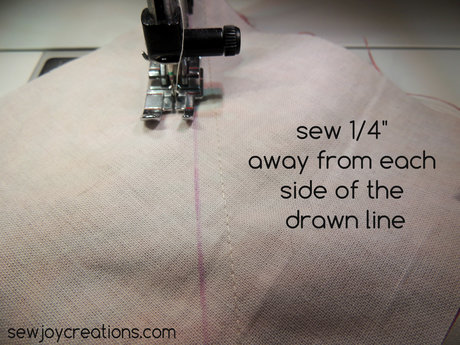 Sew away