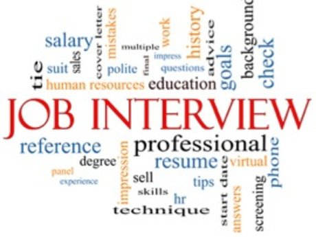 Job Interview Coaching