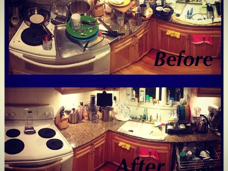 Do the Dishes!
