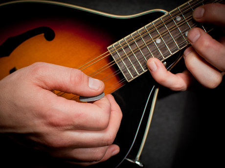 Learn Mandolin & your fav. song !