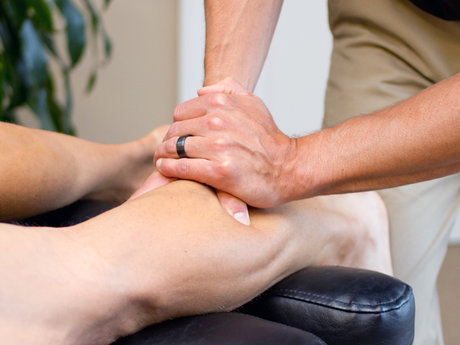 Custom sports massage therapy