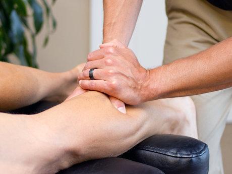 Custom sports massage therapy