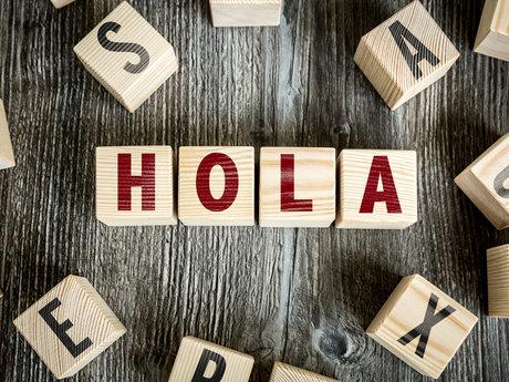 30 min. Spanish Lessons
