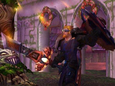 World of Warcraft Tanking