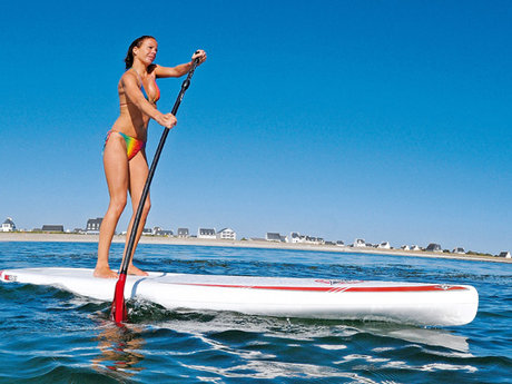 1 hour Stand Up Paddle lesson