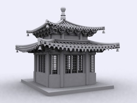 Low Poly 3D Modeling