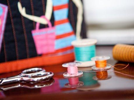 A Variety of Sewing Skills
