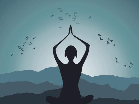 60 minute hatha yoga private class