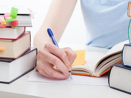 Homework Orginization Help