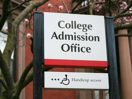 College admissions advice