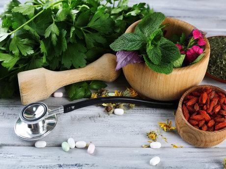 Alternative medicine talk